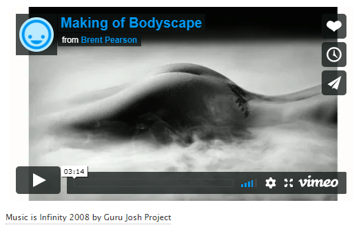 arson Making of BodyScapes
