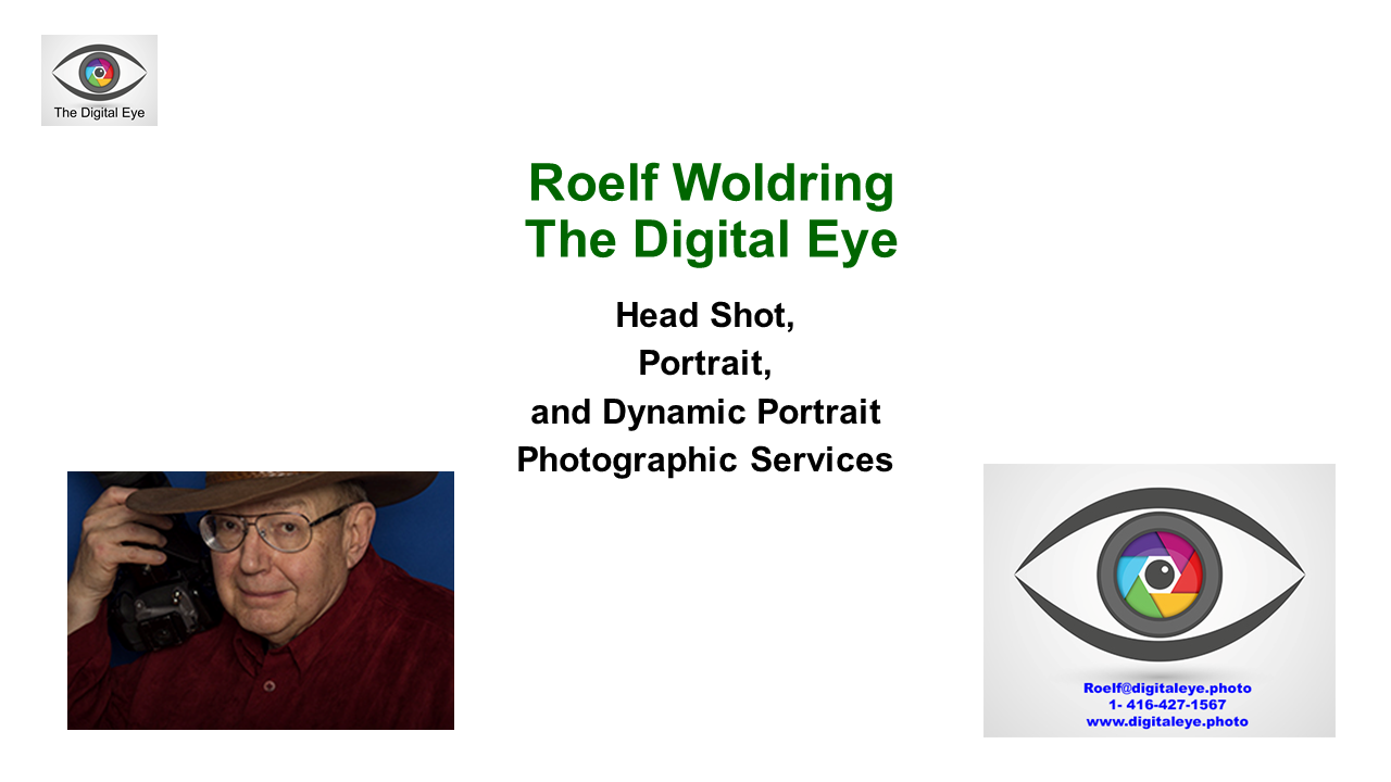 Digital Eye Photographic Services