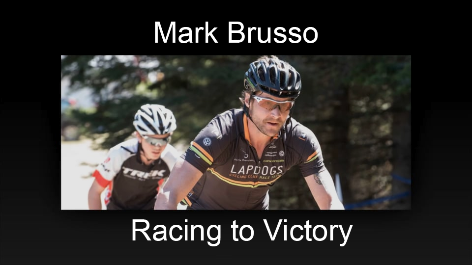Mark Brusso Racing To Victory